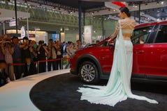 Модель автомобиля Стоковые Фото