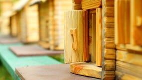 Модель деревни Стоковая Фотография RF