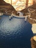 Модель запруды Hoover Стоковая Фотография RF