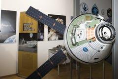Модель корабля исследования экипажа Стоковое Фото