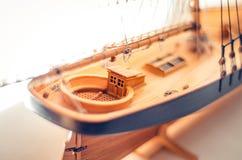 Модель корабля Стоковая Фотография