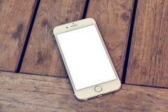 Модель-макет телефона 6 Стоковые Изображения