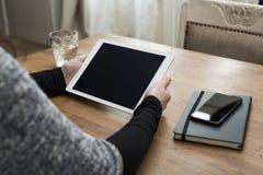 Модель-макет Smartphone/компьтер-книжки Стоковое Фото