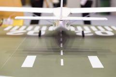 модель миниатюры воздушных судн самолета Стоковые Фотографии RF