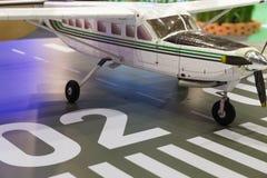 модель миниатюры воздушных судн самолета Стоковое Изображение RF