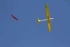 Модель самолета Стоковое Изображение RF