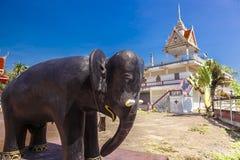 Модель слона стоковая фотография rf
