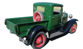 Модель 1931 Форда приемистость Стоковое Фото