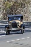 Модель 1928 Форда путешественник Стоковая Фотография RF