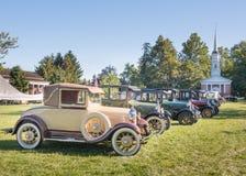 Модель 1928 Форда a Стоковые Фото