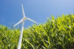 Модель энергии ветра Стоковые Фотографии RF