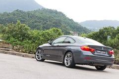 Модель Coupe 2013 BMW 4-Series Стоковая Фотография
