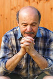 молитва бога к Стоковые Изображения