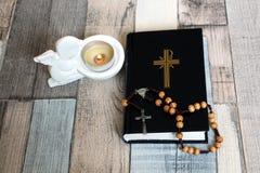 Молитва и раздумье Стоковое Изображение