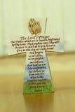 Молитва лорда s Стоковые Фото