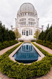 Молитвенное место Baha'i Стоковые Изображения