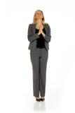 Молить изолированный моделью Стоковое Изображение RF