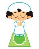 молить ребенка Стоковые Фотографии RF