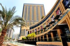 Мол Марины Дубай Стоковое фото RF
