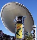 Мол модного парада Лас-Вегас Стоковые Фотографии RF