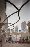 Мол Мумбай палладиума Монблана Стоковая Фотография RF