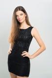 Модная дама Стоковое фото RF