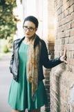 модная женщина Стоковые Фото