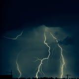 Молния Стоковая Фотография