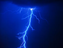 Молния Стоковые Изображения RF