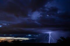 Молния Tucson Стоковая Фотография RF