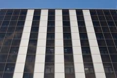 Модное офисное здание стоковое изображение