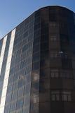 Модное офисное здание стоковые изображения