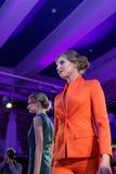 Модный парад выставочного зала 35 проекта Стоковые Фотографии RF