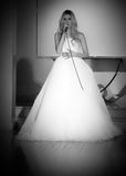 Модный парад свадьбы Стоковые Фотографии RF