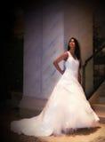 Модный парад свадьбы Стоковое фото RF