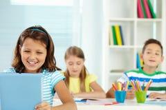 Моложавое учащийся Стоковая Фотография