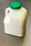 Молоко и коробка Стоковые Изображения