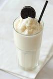 Молоко и smoothie печений Стоковые Фото