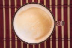 молоко кофе стоковое фото