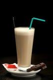 молоко кофе Стоковая Фотография