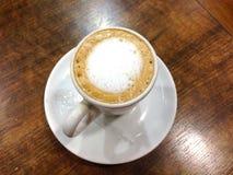 молоко кофе Стоковая Фотография RF