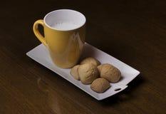 молоко печений Стоковое Изображение RF