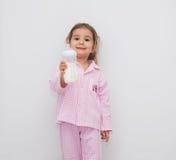 Молоко ребенк Стоковое Изображение RF
