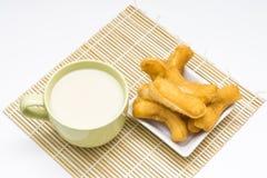 Молоко сои Стоковые Фотографии RF