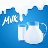 молоко иллюстрация штока