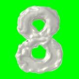 Молоко 8 Стоковое Изображение