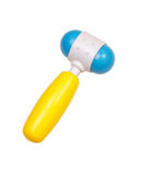 Молоток игрушки Стоковое Изображение