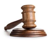 Молоток судьи Стоковые Изображения RF