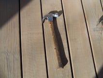 Молоток с раздвоенным хвостом Стоковые Фотографии RF