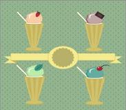 Молочный коктейль Стоковое Фото